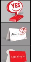Vodafone - Yes campaign by Seano-289