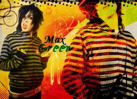 Max Green by withoutrainbow