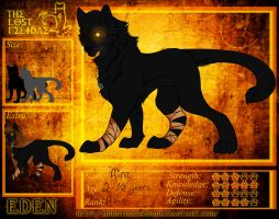 TLF - Aira the Alem of Eden *Updated* by MoonTiger456