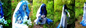 Corpse Bride cosplay 2009 by Lily-pily