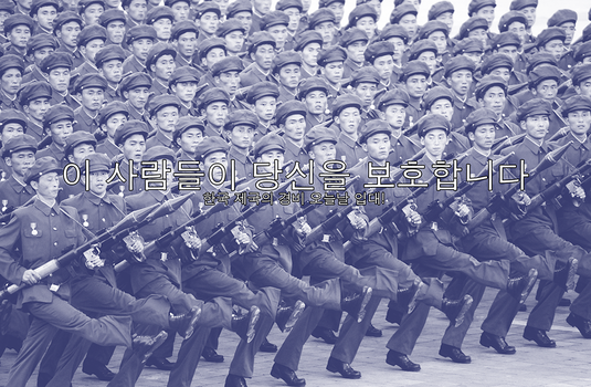 Korean Imperial Guard by Animadefensor