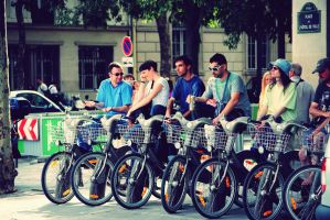 Brochette Urbaine by faux-tograph-ie