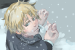 [APH]First Snow by naueth