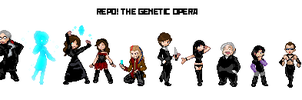 REPO Sprites by itsaaudra