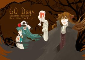 CF13: Day 60 By MR by comic-fiesta