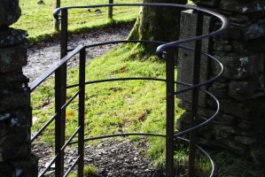 Kissing Gate by alanhay