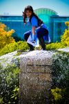 Water Bender by hells-butterfly