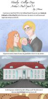 Hetalia College Days - Arthur's Past p.1 by jackzarts