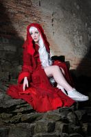 Red Riding Hood 3 by RobynGoodfellow