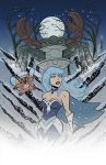 Frosta vs Monstroid by ChrisFaccone