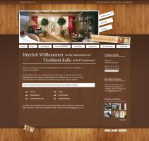 Carpentry - Website by medienvirus