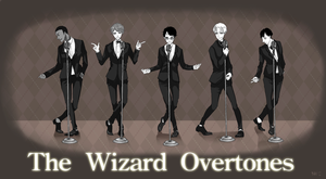 the wizard overtones by bbcchu