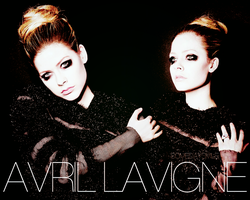 Avril Lavigne by Somedaysmile