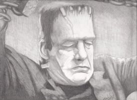 Ghost Of Frankenstein by PaulSpatola
