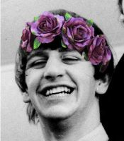 Ringo Flower Crown by Out--Of--Order