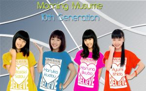 Wall momusu 10 gen by RainboWxMikA