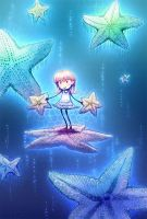 Sea of stars by ocarina-CD