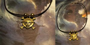 One Piece necklace, for sale by Nabila1790