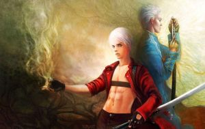 Sons of Sparda by verdant