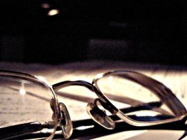 Sepia Glasses by meggyweggy