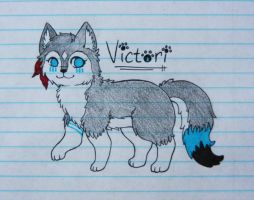 .:Gift for VictoriWind:. by byaburry