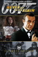 007: Never Say Never Again DVD by popabeat