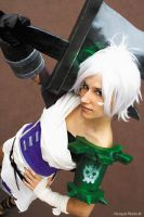 LoL _ Riven by FairyScarlet