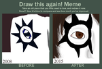 Draw This Again - Borigard's Eye by bliekya