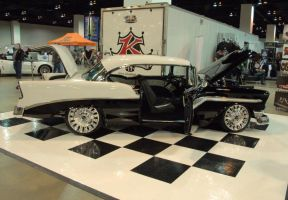 1956 Chevrolet BelAir by Razgar