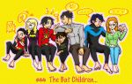The Bat Children by Goshoku