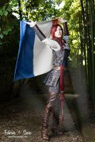 Elise De La Serre - Assassin's Creed Unity Cosplay by Adelbra