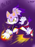 quick Blaze by Melky9714
