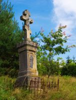 Old cross by starykocur