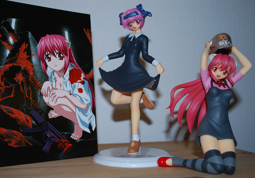 Elfenlied PVC Figures by crisinlake