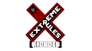 WWE Extreme Rules 2015 Kickoff Logo by Wrestling-Networld