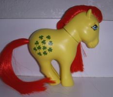 MLP Custom Yellow Minty by colorscapesart