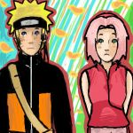 NaruSaku -By Waterbender8 by NaruSaku-Lovers