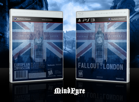 Fallout: London PS3 Cover by MindFyre