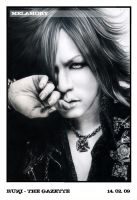 Ruki - The Gazette by FairyARTos