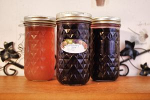 Home made Jam stock by Moon-WillowStock