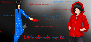 Little Red Riding Hood by BlueBerryJellyBean