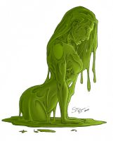 Slime by SamanthaBranch