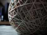 Rubber Band Ball by RubyRadio