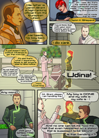 Mass Effect: Hide And Seek P3.2 by EightyEightDoodles
