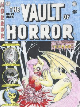 Vault of Horror by Flicker-Show