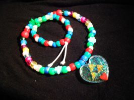 Essence of Link Kandi Necklace by Lutrasaura