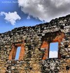 the ruins, Panama Viejo __ by burcyna
