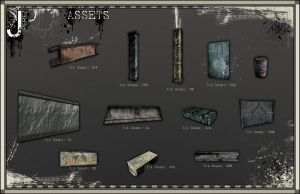 Asset Flipbook Page by Lilshadow