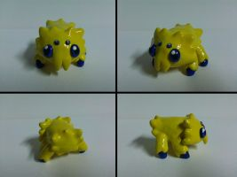 Joltik Sculpture by Sara121089