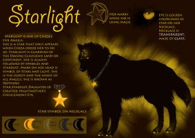 Starlight.:REF SHEET:. by Tanchie97
